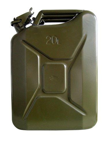 73855 Benzinkanister 20L Stahlblech