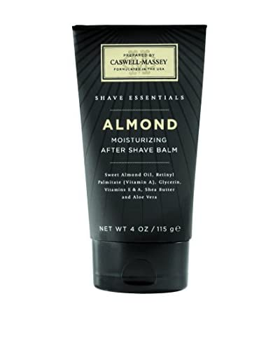 Caswell-Massey Almond After Shave Balm, 4 oz.