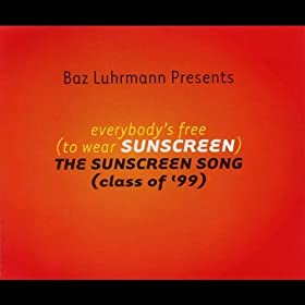 Various Artists - Everyone's Free (To Wear Sunscreen)