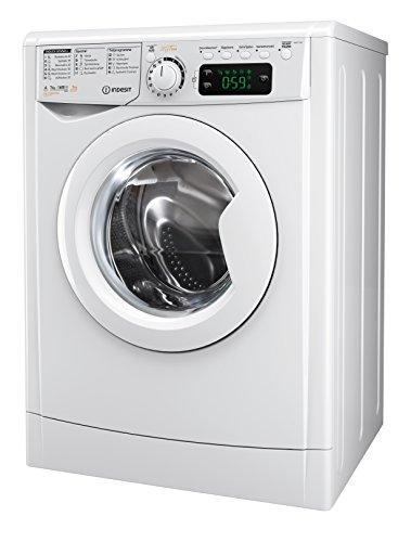 Indesit ewde 71680W de lave-linge séchant/952kWh/le MyTime chaque jour-Programmes de Rapide de 1std/Aqua/Stop 1600umin/Blanc