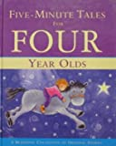 Five Minute Tales for Four Year Olds (1405429437) by Parragon