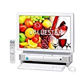 日本電気 VALUESTAR W VW770/KG 一体型/22型ワイド液晶) Vista-home premium PC-VW770KG