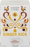 Higher Living Ginger Kick Tea 27g - CLF-HLG-GK615
