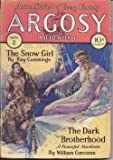 img - for ARGOSY ALL-STORY Weekly: November, Nov. 2, 1929 book / textbook / text book