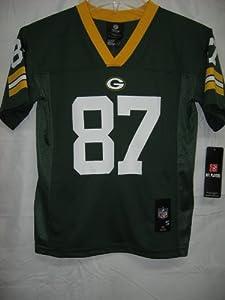 2012-2013 Season Jordy Nelson Green Bay Packers Green NFL Youth Jersey