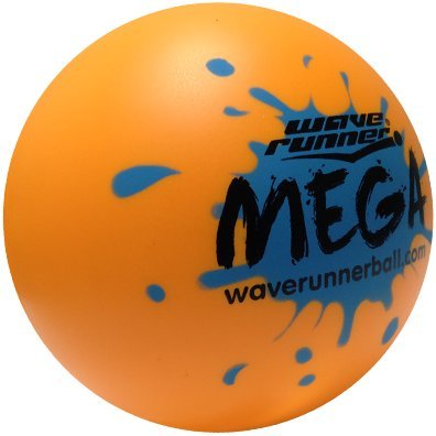 Wave Runner Mega Orange Ball