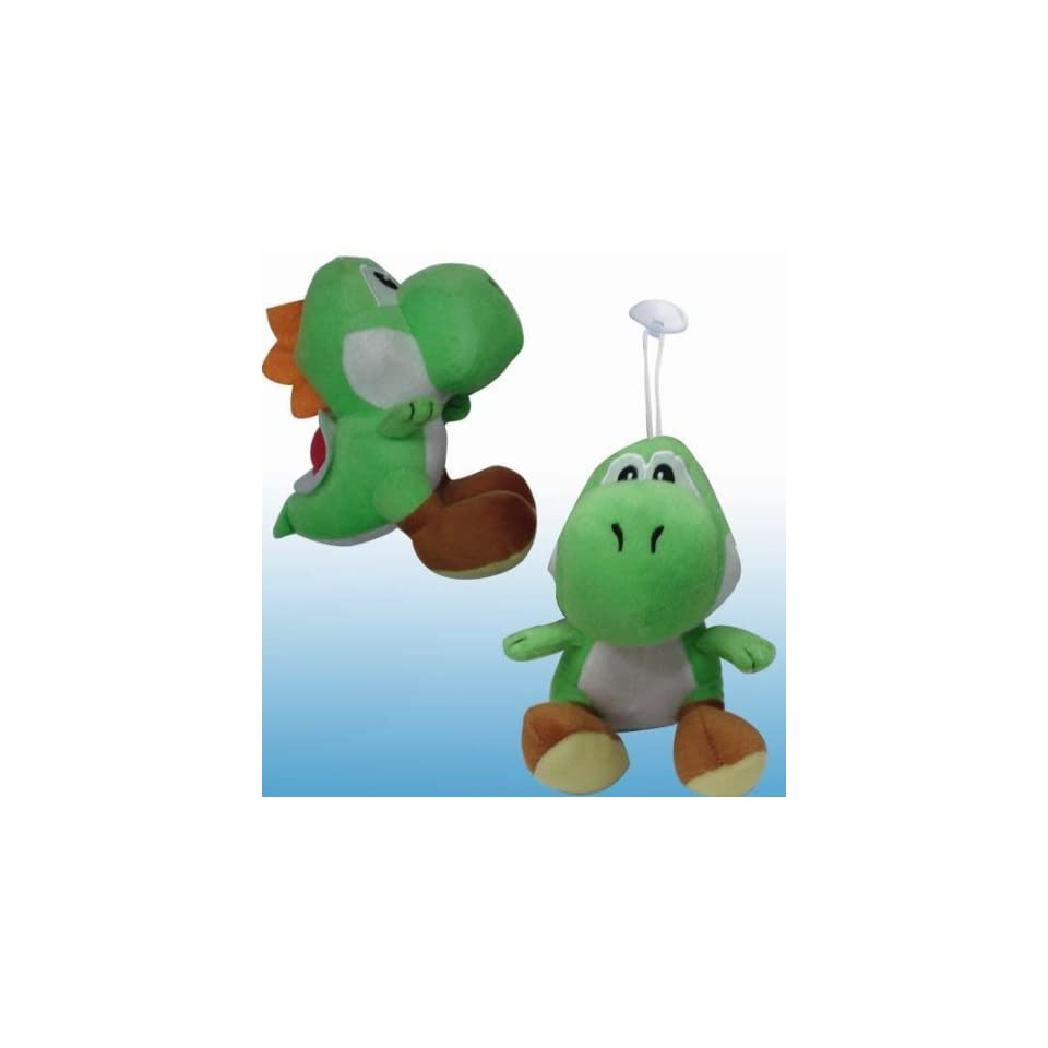 Super Mario Bros. Yoshi Plush Japanese Import