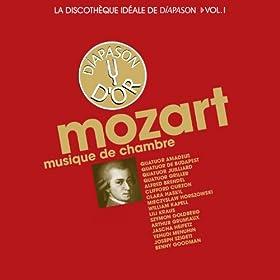 Mozart: Musique de chambre - La discoth�que id�ale de Diapason, Vol. 1