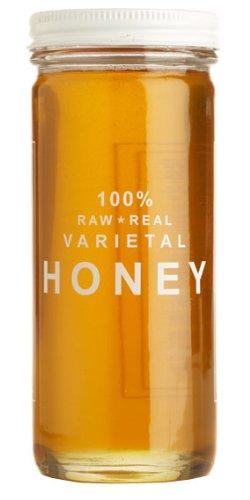 Bee Raw Florida Orange Blossom Honey - 10.5 Oz.