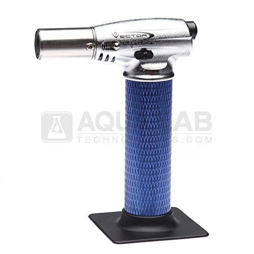 Vector Lifetime Hyper 2 Different Flames Torch Blue