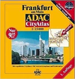 Frankfurt Mainz Wiesbaden Germany 1 15 000 Street