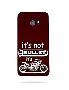 alDivo Premium Quality Printed Mobile Back Cover For HTC One M10 / HTC One M10 Back Case Cover (MKD284)