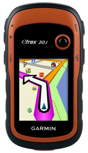 GARMIN(ガーミン) ハンディ GPS eTrex20J 【日本正規品】 97016