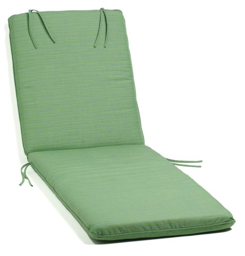 Chaise Cushion - Dupione Paradise - Buy Chaise Cushion - Dupione Paradise - Purchase Chaise Cushion - Dupione Paradise (Oxford Garden, Home & Garden,Categories,Patio Lawn & Garden,Patio Furniture,Cushions Covers & Pillows,Patio Furniture Cushions)