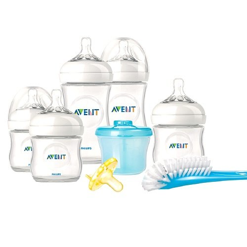 Avent Natural Bottle Infant Starter Set 1 Ea