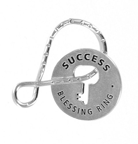 success-unlock-your-potential-reversible-blessing-ring-keychain