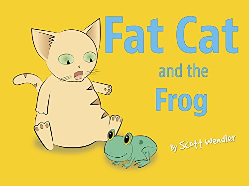 Fat Cat and the Frog