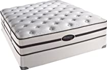 Hot Sale Beautyrest Classic Howes Plush Firm Queen Mattress Set