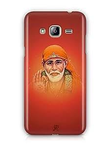 YuBingo Jai Sai Baba Designer Mobile Case Back Cover for Samsung Galaxy J3 2016