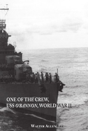One of the Crew, USS O'Bannon, World War II