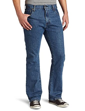 Levi's Men's 517 Boot Cut Jean, Medium Stonewash, 28x30