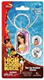 High School Musical Gabriella Dog Tag Keyring & Necklace