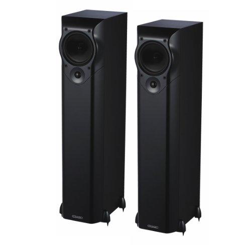 Mission MV-6 Floorstanding Speakers (Each, Blackwood Vinyl) image