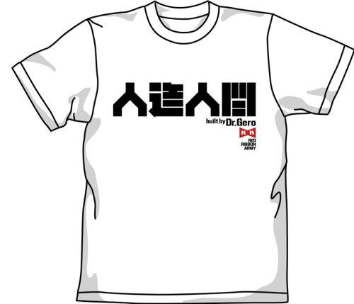 ドラゴンボール 人造人間Tシャツ ホワイト サイズ:S