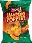Herr's - JALAPENO POPPER CHEESE CURLS...