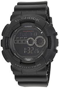 G-Shock X-Large Digital GD100 Military Black