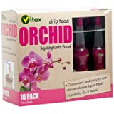 Vitax Orchid Drip Feeders 20 Bottle Value Pack