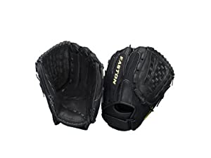 Easton Svs125 Salvo Series Ball Glove (12.5-Inch, Right Hand Throw)