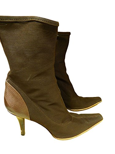 sergio-rossi-womens-leather-mesh-ankle-boots-brown-heels-booties