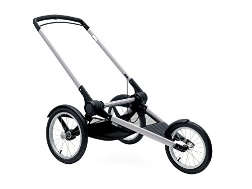 Big Save! Bugaboo Runner Base, Alu/Black