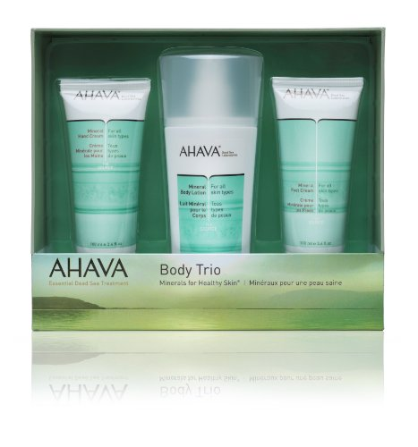 Ahava Body Trio, 26Ounce