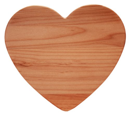 Out Of The Woods Of Oregon Cutting Board, Mini, Heart