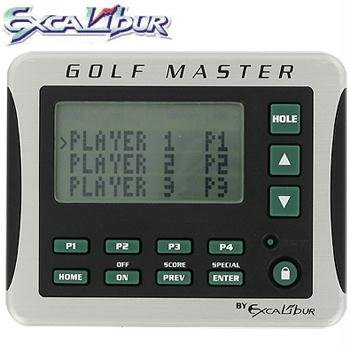 EXCALIBUR ELECTRONIC Golf Master