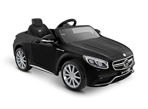 kid motorz mercedes benz s63 amg one seater car