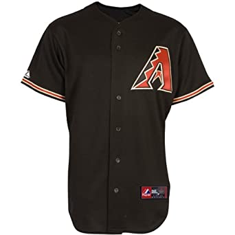 Arizona Diamondbacks Paul Goldschmidt Youth MLB Black Alternate Replica Player Jersey by Majestic