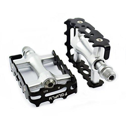 "Topcabin ® Ultralight, in alluminio, 9/40,64 cm (16"")-Pedali per bicicletta BMX, Mountain Bike pedale a pedali in lega per bicicletta, 2 pacchi"