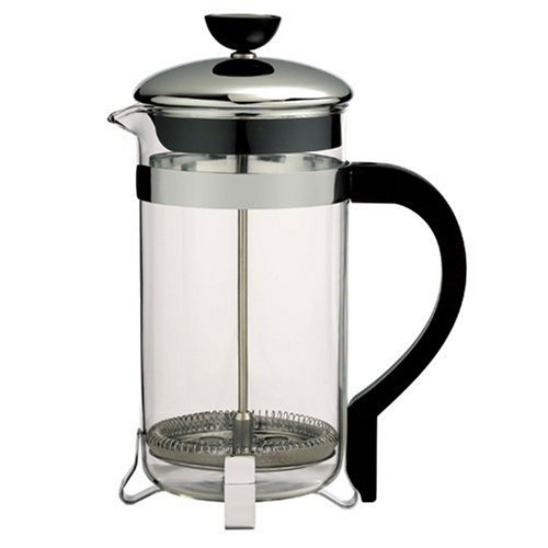 Primula-Classic-Glass-8-Cup-Coffee-Press-with-Black-Handle