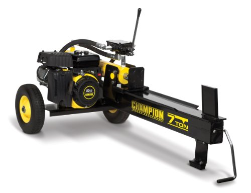 Buy Discount Champion Power Equipment No.90720 Gas Powered Log Splitter, 7-Ton