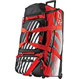 Fox Racing Shuttle Sawant Wheeled Gear Bag - Red