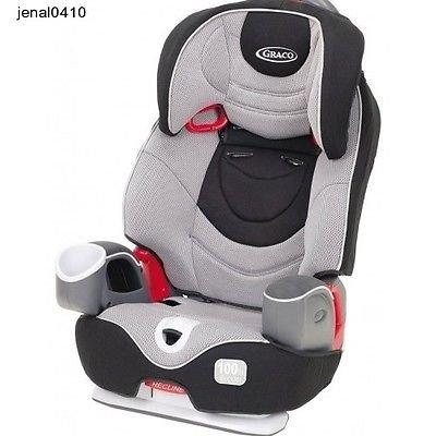 Graco Nautilus 3-In-1 Toddler Car Seat Safe Convertible Booster