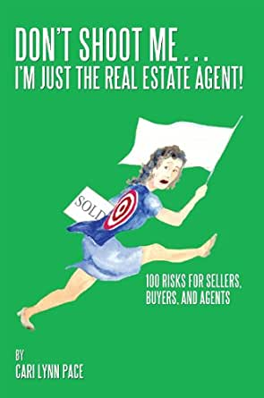 Don't Shoot MeI'm Just the Real Estate Agent! - Kindle