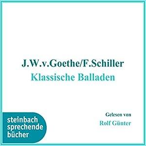 Klassische Balladen Audiobook