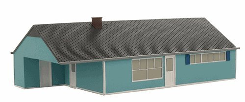 Levittown Levittowner House Ho Scale Imex