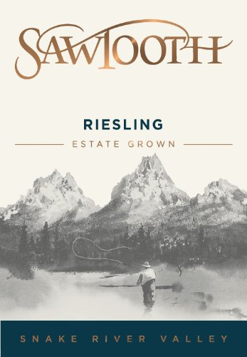 2012 Sawtooth Riesling, Snake River Valley, Idaho 750 Ml