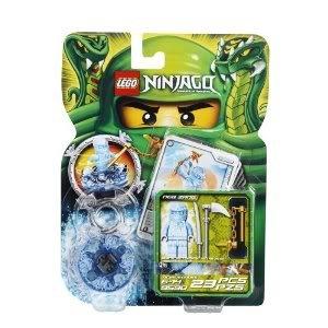 Amazon.com: Toy / Game LEGO Ninjago NRG Zane 9590 - 4 Battle Cards