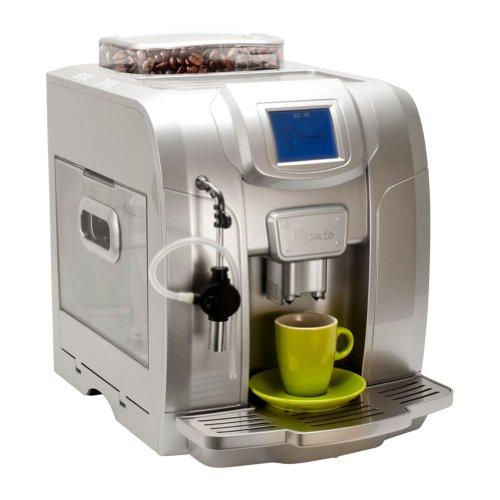 Pronto 712 Fully Automatic Coffee Machine Espresso Cappuccino Latte Maker SILVER